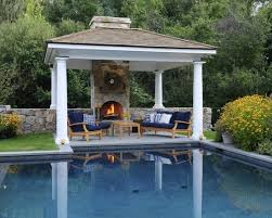 Patio Pictures Ideas Backyard Best 25 Backyard Cabana Ideas On Pinterest Outdoor Spaces Pool