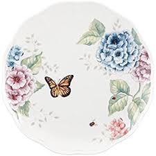 butterfly platter lenox butterfly meadow monarch dinner plate kitchen