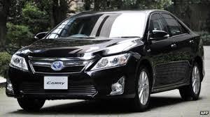 toyota camry uk toyota to recall 6 4 million vehicles