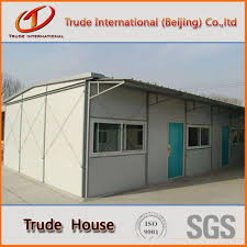 china light steel structure mobile modular prefab prefabricated