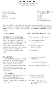 Sample Resume Summaries by Cna Sample Resume Haadyaooverbayresort Com