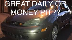 2003 ford focus review great daily or money pit youtube