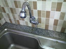 easy diy kitchen faucet repair steps