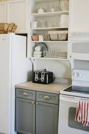 Two Toned Kitchen Cabinets by 45 Best Two Tone Kitchen Images On Pinterest Upper Cabinets