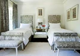 Mirrored Bedroom Bench Headboard Matches Bedroom Benches Design Ideas