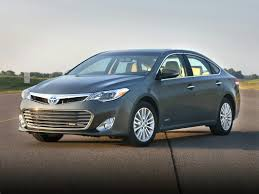 toyota avalon type 2014 toyota avalon hybrid price photos reviews features