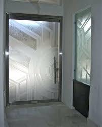 Exterior Glass Front Doors by Front Doors Glass Panel Exterior Wood Door Exterior Door Glass