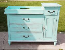 Blue Changing Table Bedroom Fabulous Baby Dresser With Changing Table For Our Lovely