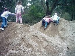 Natural Playground Ideas Backyard How To Set Up Natural Play Spaces In Your Back Yard Modern