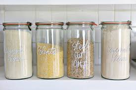 10 pretty and useful canisters for your home apartment therapy