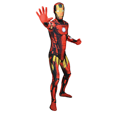 ironman halloween costume deadpool morphsuit morph costumes uk