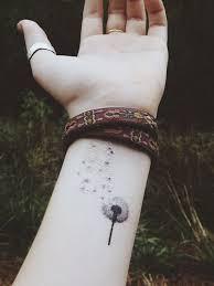 the 25 best dandelion tattoo design ideas on pinterest