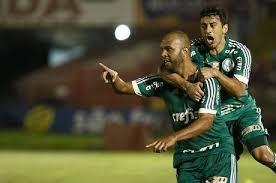 Após gol, Marcelo elogia atuação de Alecsandro no Palmeiras ...