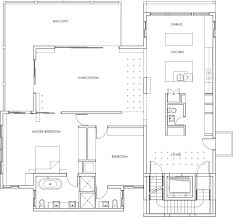 floor plan key gallery of tavernier drive residence luis pons design lab 19