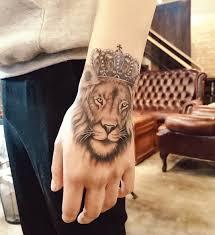 lion king palm tattoo numerology horoscopes