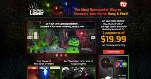 as seen on tv christmas lights starnight laser reviews is it a scam or legit