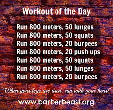 69 best workouts of the day images on fitness
