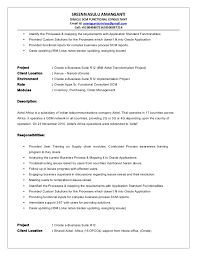 Peoplesoft Hrms Functional Consultant Resume Stunning Peoplesoft Functional Consultant Resume Gallery Simple