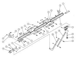Sears Hydraulic Jack Parts by Genie Intellicode Wiring Diagram On Genie Download Wirning Diagrams