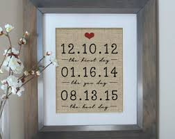 1st wedding anniversary gifts for him anniversary gifts for etsy
