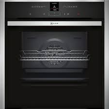 neff kitchen equipment diy neff b47cr32n0b stainless steel electric slide hide single oven