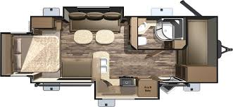 Bunkhouse Trailer Floor Plans 2016 Light Travel Trailers By Highland Ridge Rv