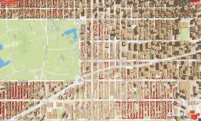 Midtown Manhattan Map Cube Cities Blog