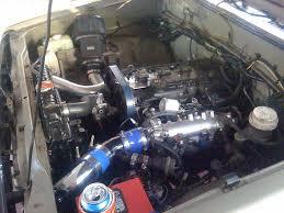 mitsubishi pickup mighty max fs 4g63 turbo mighty max