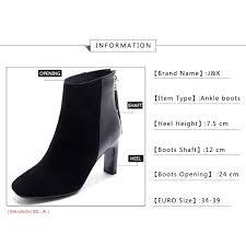 womens size 12 fringe boots j k 2018 brand genuine leather ankle boots fashion fringe