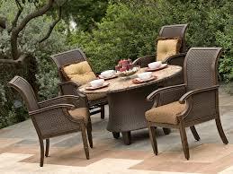 heritage park round dining table walmart outdoor patio furniture sale walmart dayri me