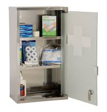 medicine cabinet large lockable medicine cabinet home depot
