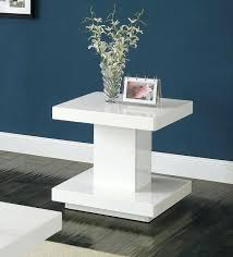 contemporary end tables gray modern classic table modern tables