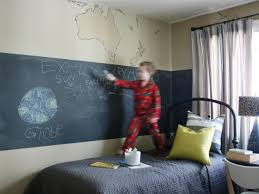 Creative Yet Simple Projects For Kids Rooms HGTV - Creative ideas for bedroom walls