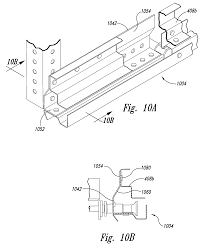 Richard Wilcox Barn Door Hardware by Patent Us7861762 Overhead Doors And Associated Track Guide And