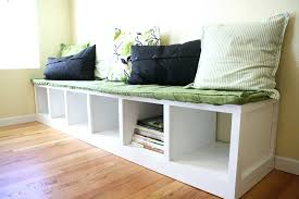 dining bench with storage image of benches with storage baskets