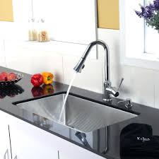 kitchen sink faucet combo mount and moen kraus home depot