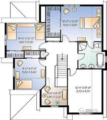 Open House Plans With Photos House Plan W2635 Detail From Drummondhouseplans Com