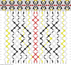 make friendship bracelet patterns images 26127 friendship gif