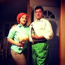 Freeze Halloween Costume 11 Rave Images Rave Couple Costume