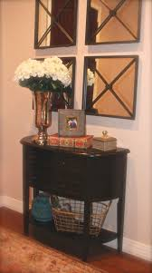 Narrow Foyer Table by Top 25 Best Small Foyers Ideas On Pinterest Small Entryway