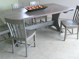 driftwood dining room table driftwood dining room table dining room table and chairs