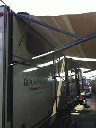 Dometic 9100 Power Awning Rewinding A Power Awning Forest River Forums