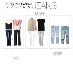 business casual yes no maybe so business casual finally decoded