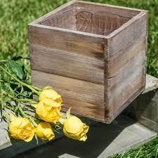 cozy rustic wooden planters designs rustic designs 2017
