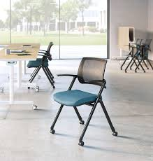 Visitor Chair Design Ideas Contemporary Visitor Chair Folding On Casters Stackable
