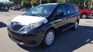 toyota sienna new 2017 toyota sienna le mini van passenger in boston 16955