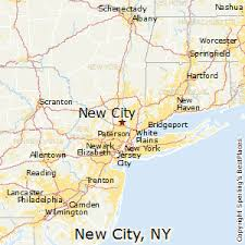 map of new city best places to live in new city new york