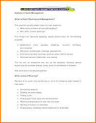cover letter event planner example of job application cover letter booking coordinator cover