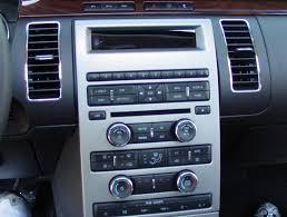 2009 ford flex fan 2009 2012 ford flex car audio profile