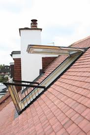 skyline has the experience to fit any type of velux roof window
